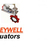 Automated Butterfly Valve Assemblies with Honeywell Actuators